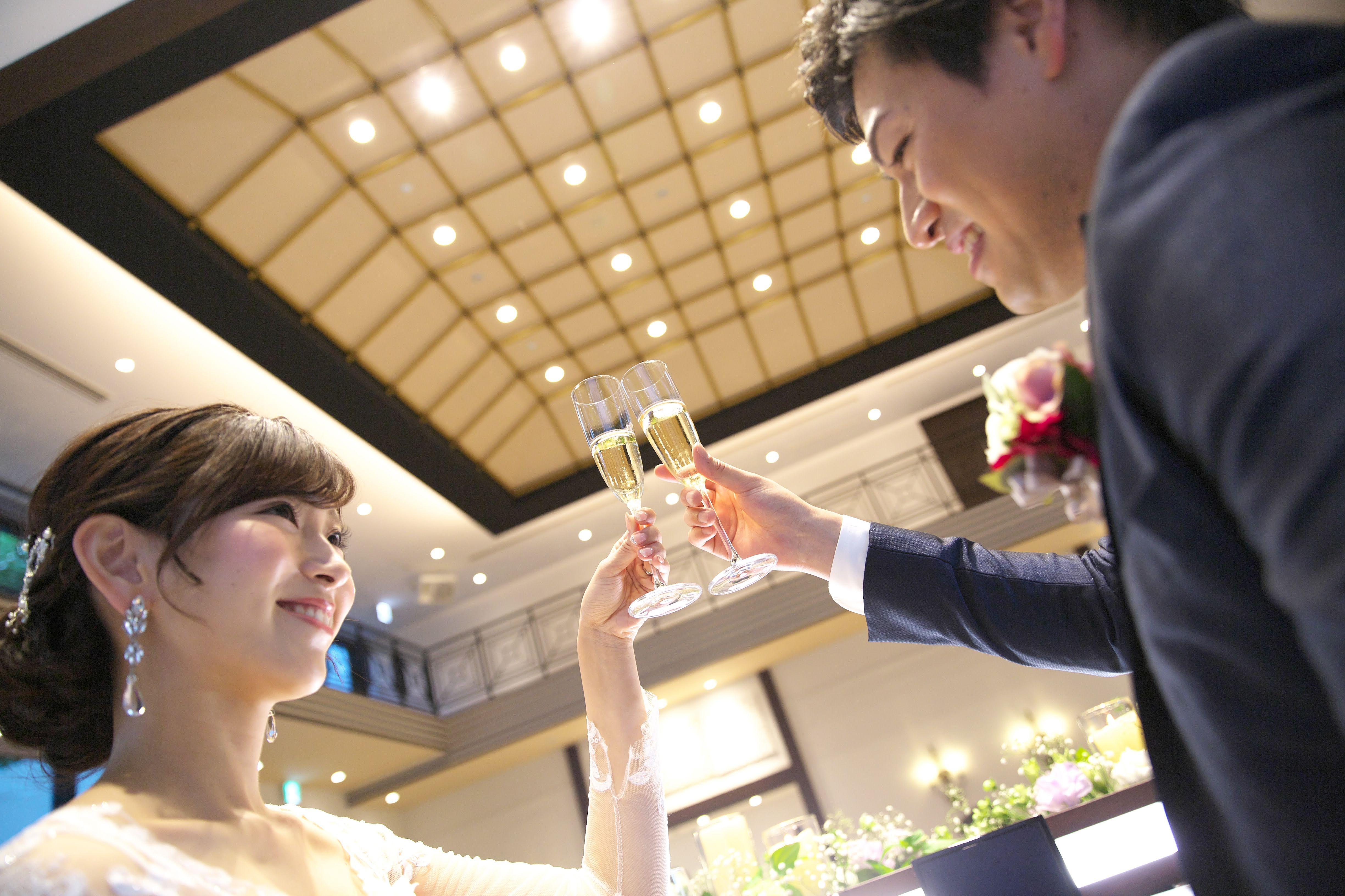 大阪・新大阪:アルカンシェルリュクスマリアージュ大阪にてご結婚式 ・披露宴のお客様の声【144】