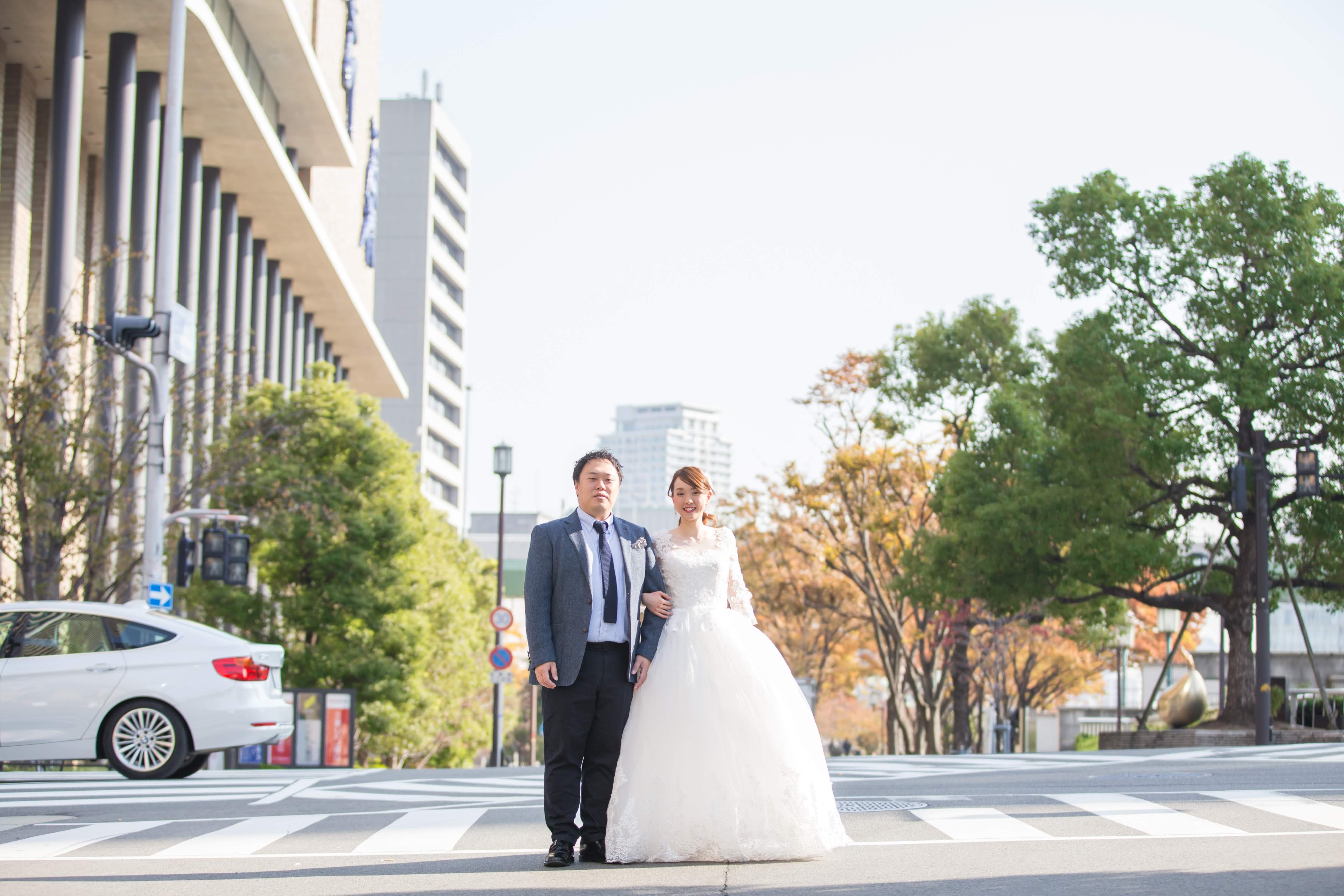 中ノ島・大阪:フィフスシーズンにてご披露宴のお客様の声【147】
